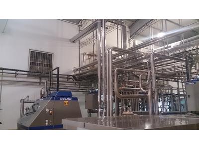 Ejemplo de climatización con ductos